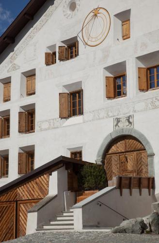 Accommodation in La Punt-Chamues-ch