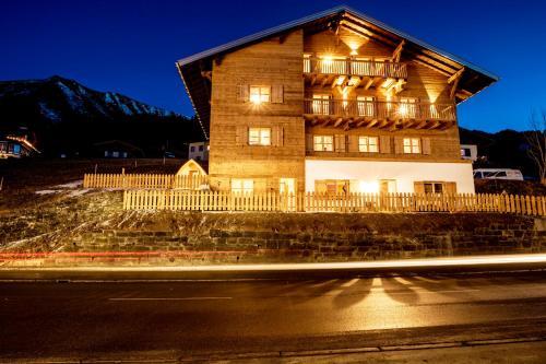 alpen select lodge Kleinwalsertal - Accommodation