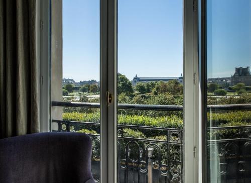 Hôtel Brighton - Esprit de France Представительский двухместный номер с 1 кроватью, вид на Эйфелеву башню