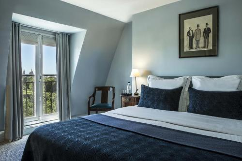 Hôtel Brighton - Esprit de France Двухместный номер с видом на Эйфелеву башню