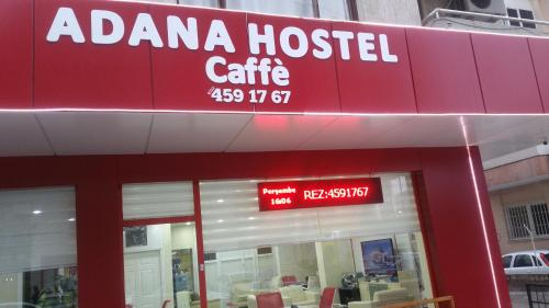 Adana Adana Hostel 1 phone number