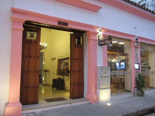Resultado de imagen de hotel casa real , Cartagena de indias , Colombia