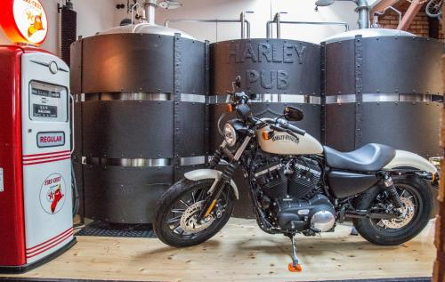 . Penzion Harley Pub