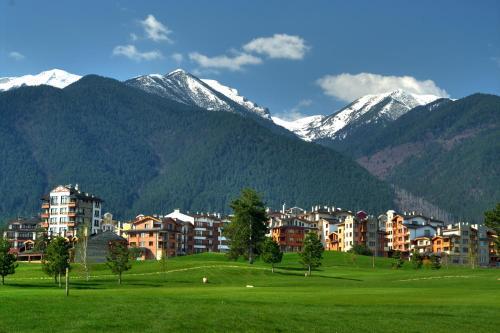 Villa Nataly at Golf Resort Bansko