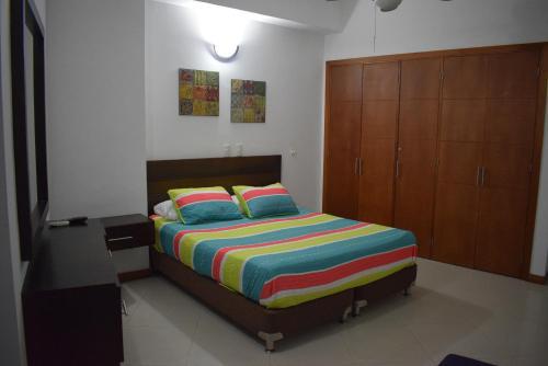 HotelEdificio Poseidon del caribe - Laguito Cartagena