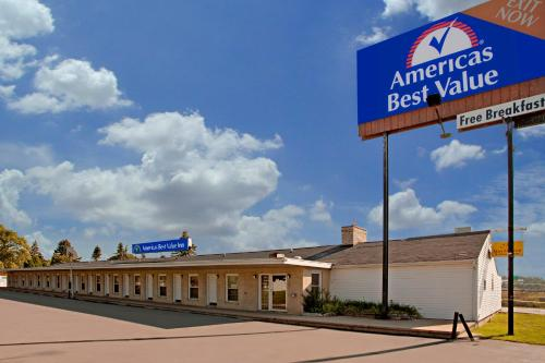 Americas Best Value Inn Mayflower - Madison, WI WI 53713