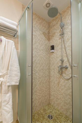 Отель Марель Двухместный номер Делюкс с 1 кроватью