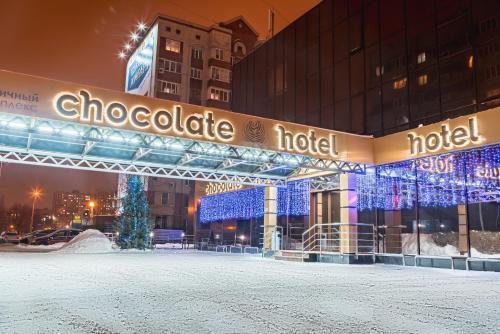 . Chocolate Hotel