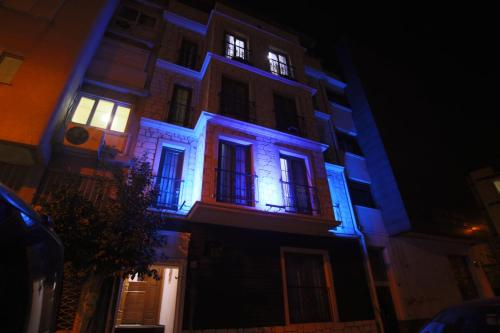 Izmir Siesta Apart Otel İzmir yol tarifi