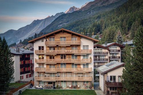 Matterhorngruss Apartments Zermatt