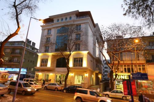 Anittepe Vilayetler Evi, Ankara