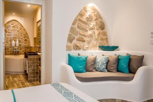 Habitación Doble Superior con bañera Hotel Abaco Altea 10