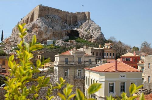 Phaedra Hotel, Hotel in Athen