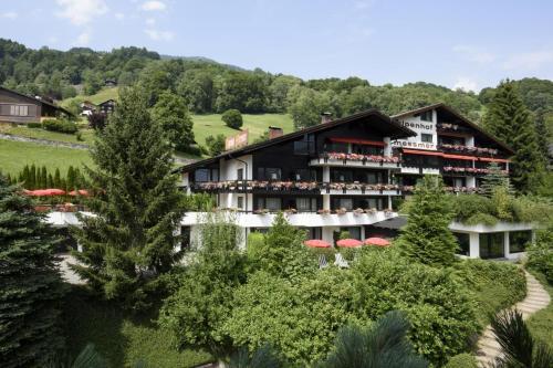Фото отеля Hotel Alpenhof Messmer