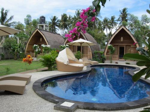 Djamezz Lumbung, Kepulauan Gili