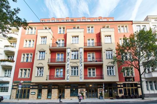 Hotel Europa City impression