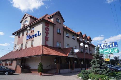 __{offers.Best_flights}__ Motel Zacisze