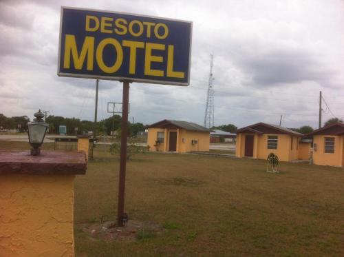 . Desoto Motel