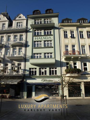 . Luxury Apartments Halada house