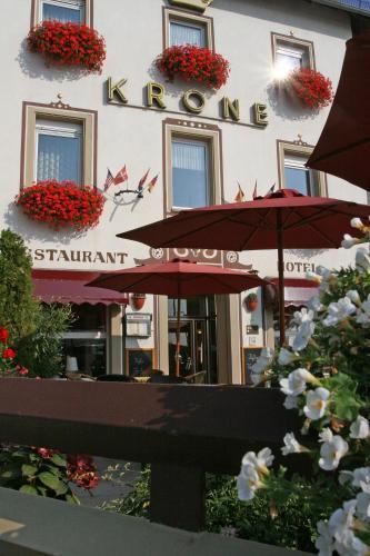 . Hotel Krone Rüdesheim