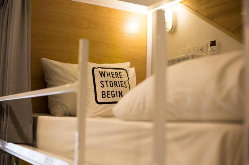 Bed One Block Hostel photo 12