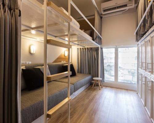 Bed One Block Hostel photo 13