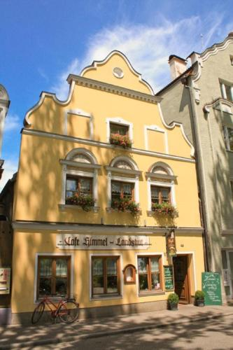 Restaurant-Cafe-Pension Himmel