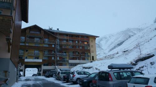 Appartement les Balcons du Soleil La Foux d'Allos