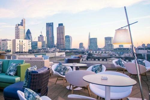Montcalm Royal London House-City of London impression