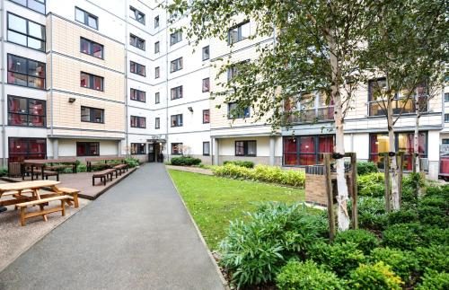 Albert Court (Campus Accommodation)