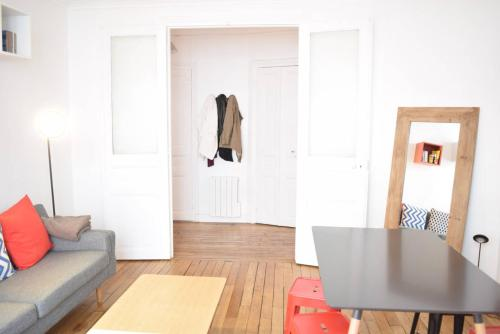 Design Apartment in Batignolles photo 5