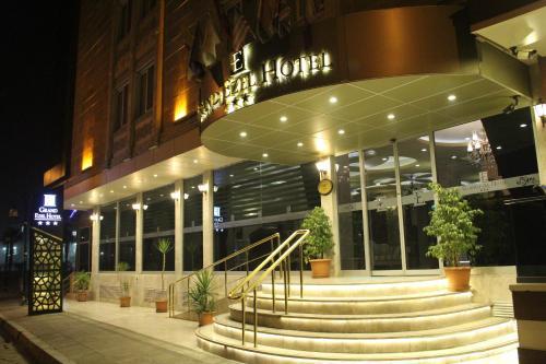 book Mersin Grand Ezel Hotel