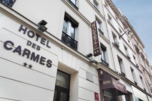 Hotel des Carmes photo 22