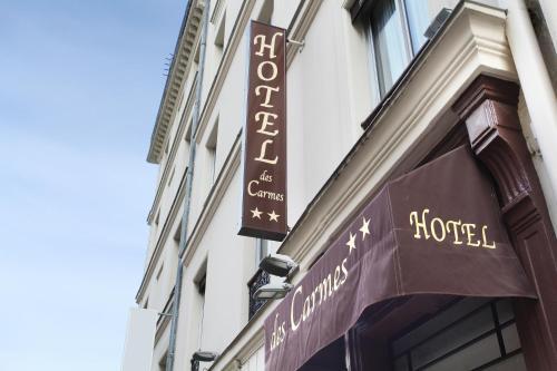 Hotel des Carmes photo 24