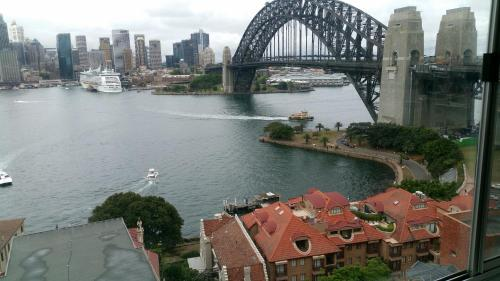 Hotel Harbour View Apartment Kirribilli