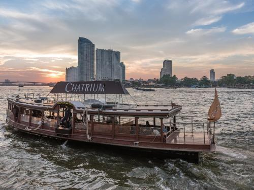 Chatrium Hotel Riverside Bangkok photo 33