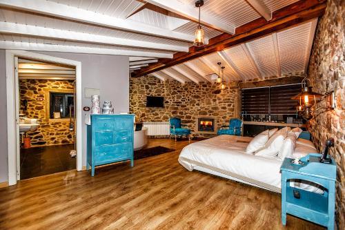Suite Superior Casa de Lema 5