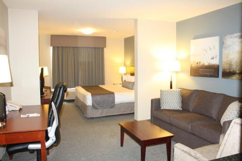 Best Western Rocky Mountain House Inn & Suites
