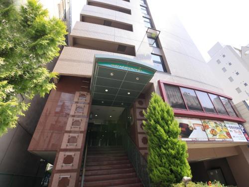 Hotel Green Selec - Sendai