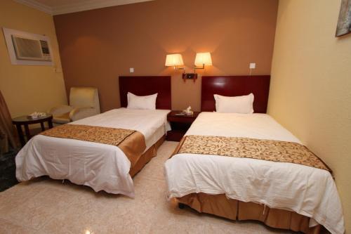 Raoum Inn Shaqra стая снимки
