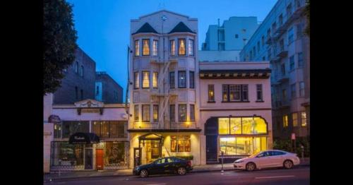 775 Bush Street, San Francisco CA 94108, North America