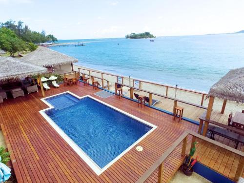 . Vanuatu Beachfront Apartments