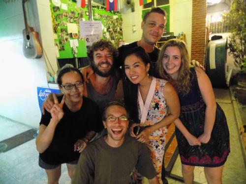 The Oasis Hostel photo 28