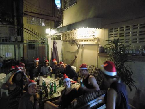 The Oasis Hostel photo 42