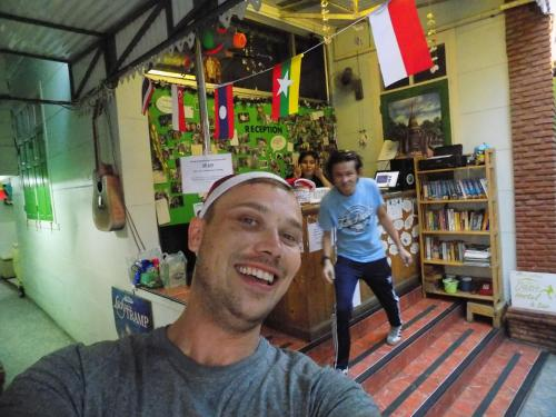 The Oasis Hostel photo 70