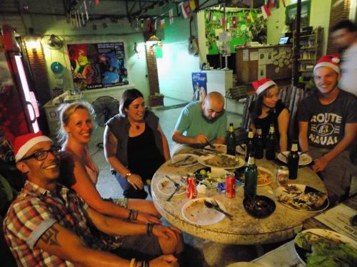 The Oasis Hostel photo 106