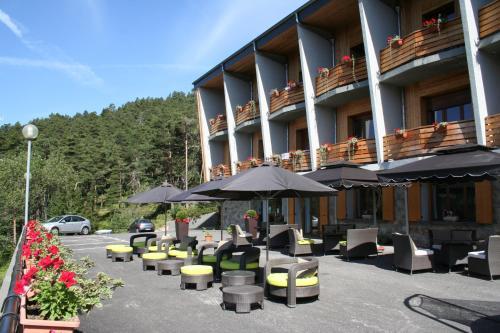Residence Adrechas et Spa - Accommodation - La Colmiane