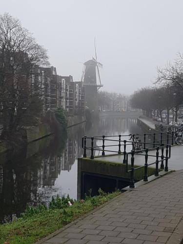 Hotel Cafe The Windmill, Schiedam