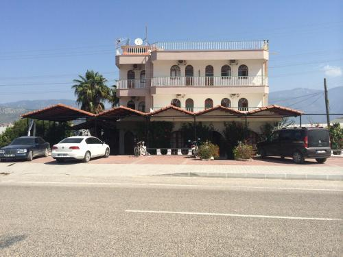 Demre Murat Hotel adres