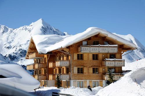 AlpinLodges Kühtai - Accommodation - Kühtai-Sellraintal